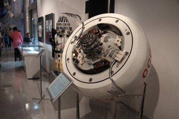 Venera 7. Foto: Archivo.