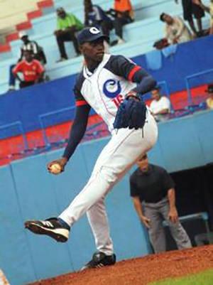 Foto: Béisbol en Cuba.