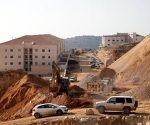 El Consejo de Seguridad de Naciones Unidas votará el viernes sobre una resolución para poner fin a los asentamientos israelíes, después de que cuatro de sus miembros volvieran a presentar la propuesta tras la retirada de Egipto bajo presión de Israel y del presidente electo de Estados Unidos, Donald Trump. En la imagen, una obra de un asentamiento israelí en Beitar Ilit, en la Cisjordania ocupada, el 22 de diciembre de 2016. Foto: Reuters/ Baz Ratner.