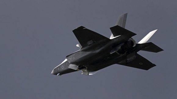 Israel recibe sus primeros aviones de combate F-35. Foto: Archivo.