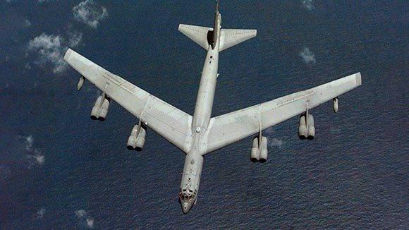 El bombardero B-52H Stratofortress. Foto: Reuters