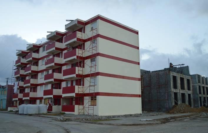 El edificio renacido es hoy símbolo del aire nuevo de Baracoa después de Matthew. Foto: Rodney Alcolea Oliveras / Facebook.