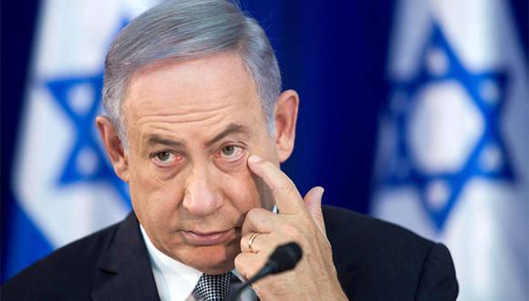 Benjamin Netanyahu. Foto: Reuters.