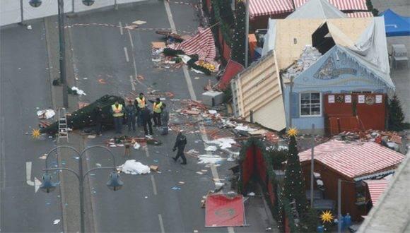 Medio centenar de personas resultaron heridas. Foto: Reuters.