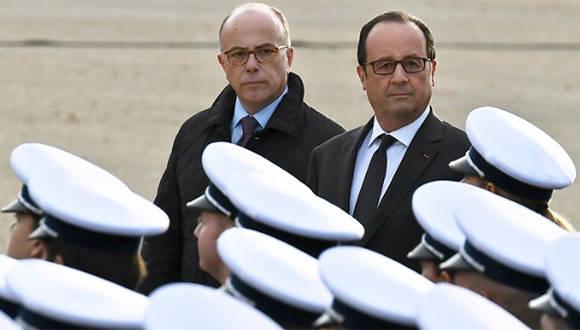Cazenueve asumirá el cargo tras la dimisión de Manuel Valls. Foto: Reuters.