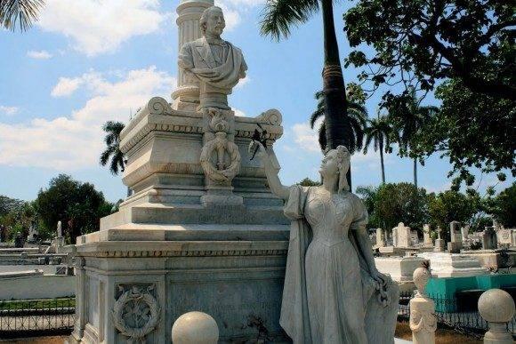 Monumento a Carlos Manuel de Céspedes. Foto: Archivo.
