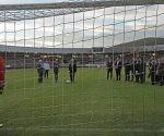 El gobierno intentará impedir que se repitan graves incidentes como los  registrados el domingo pasado, cuando no pudo jugarse el clásico Nacional-Peñarol y fueron detenidas casi 200 personas. Foto: Archivo.