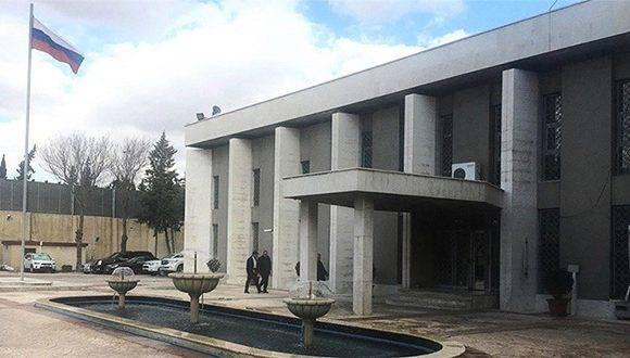 Terroristas atacan con morteros la embajada rusa en Damasco