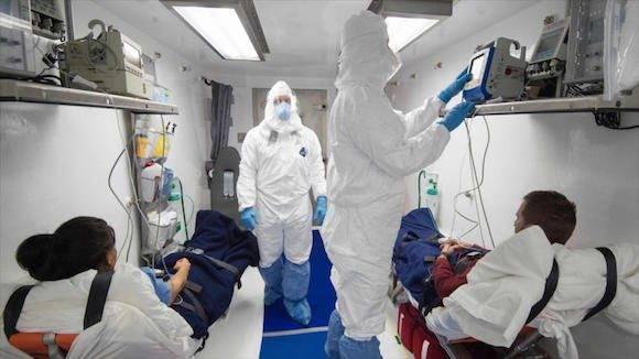 Anuncia OMS vacuna muy eficaz contra el ébola