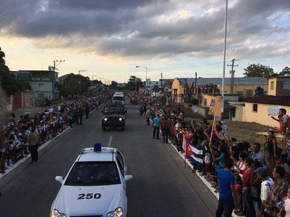 En las afueras de la ciudad de Holguín. Foto: Ladyrene Pérez / Cubadebate
