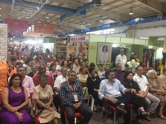 Inauguración de la Feria Internacional de Artesanía FIART 2016. Foto: María del Carmen Ramón/ Cubadebate.