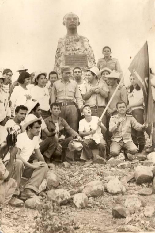 Pico Turquino; julio de 1971.