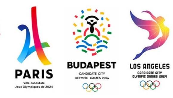 Las tres ciudades son las candidatas para los Juegos Olímpicos de 2024.