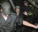 Jóvenes cubanos rememoran Desembarco del Granma. Foto: La Demajagua.