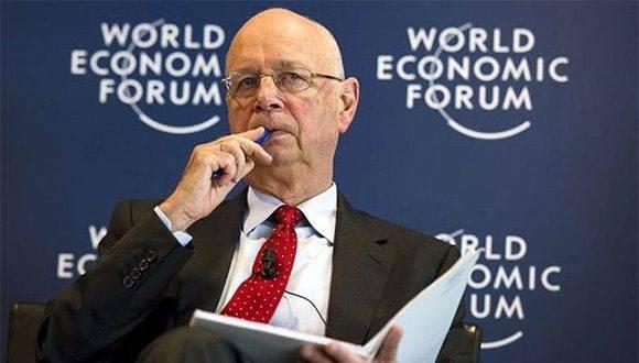 Klaus Schwab. Foto: Reuters.