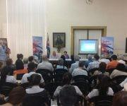 """Público asistente a la presentación del libro """"En cada latido dle combate"""". Foto: María del Carmen Ramón/ Cubadebate."""