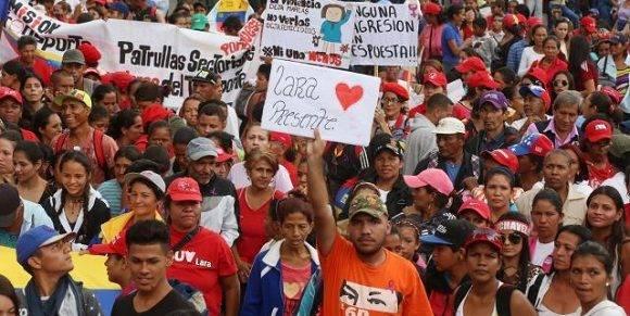 Estamos en el deber moral de apoyar a los continuadores de Chávez