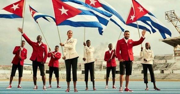 Cuba en Rio 2016.