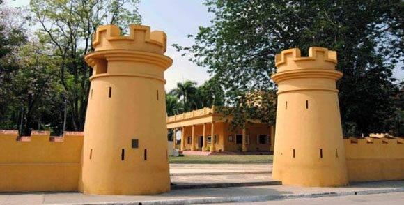 Parque Museo Ñico López, antiguo cuartel Carlos Manuel de Céspedes. Foto: Archivo