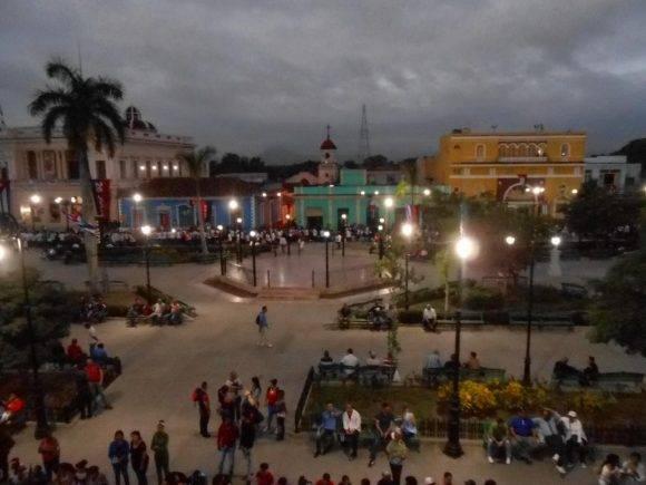 Parque Serafín Sánchez, captadas por Emilio Martínez