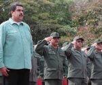 El presidente de la República, Nicolás Maduro, exhortó este miércoles a la Fuerza Armada Nacional Bolivariana (FANB) a desarrollar un mecanismo de inteligencia. Foto: Prensa Presidencial.
