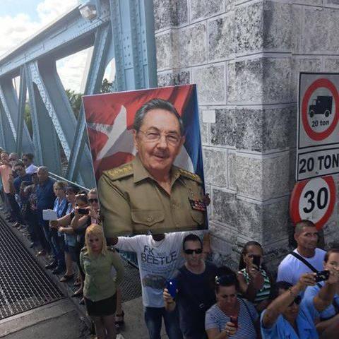 Raúl en Matanzas. Foto: Ladyrene Pérez/ Cubadebate