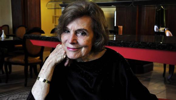 Sylvia Earle. Foto: Roberto Garaicoa Martínez/ Cubadebate.