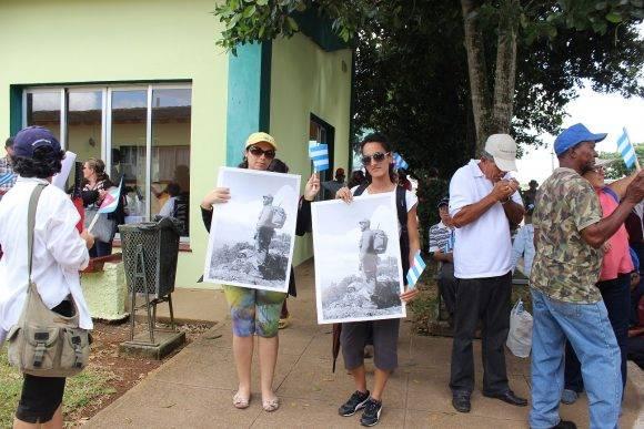 """Trabajadores """"Estación Experimental Indio Hatuey"""", instantáneas Ayelin Torres"""