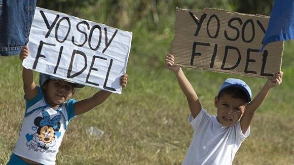 #YoSoyFidel