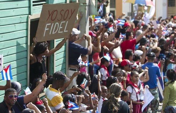 Puro pueblo. Foto: Ladyrene Pérez/ Cubadebate