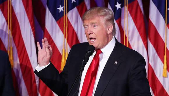 Donald Trump. Foto: Getty Images.