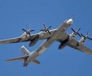 Un bombardero estratégico Tu-95 MS. Foto: Vladimir Pesnya/Sputnik