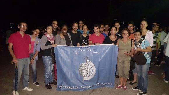Universidad Central Marta Abreu de las Villas, fotos Lázaro Jesús Pérez Lugo