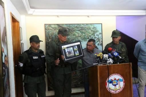 El gobierno venezolano activó el Estado Mayor de Orden Interno en Bolívar | Foto: @MIJPVenezuela