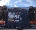 Festival de Música Suena Caracas retoma sus actividades con un homenaje a Fidel. Foto: Víctor Gill Ramírez