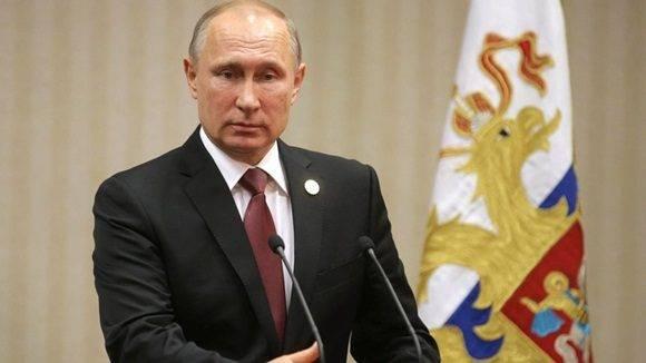 """El presidente de Rusia, Vladímir Putin, ha asegurado que el embajador ruso en Turquía, Andréi Kárlov, """"ha sido asesinado de manera vil""""."""
