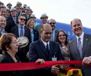 El vuelo contaba con 156 pasajeros a bordo. Foto: Marcelino Vázquez/ ACN