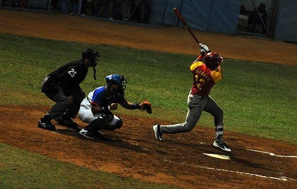 Delgado se reivindicó tras el error. Foto: Katheryn Felipe/Cubadebate
