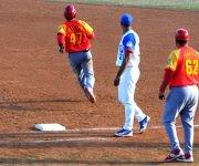 Gracial ha lucido a la ofensiva, pero no en el campo corto. Foto: Katheryn Felipe/Cubadebate.