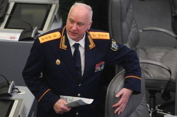 Alexander Bastrykin, uno de los sancionados. Foto tomada de The Moscow Times.