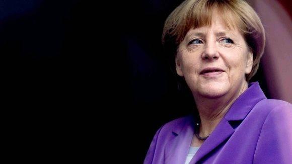 Angela Merkel. Foto tomada de El Periodista.