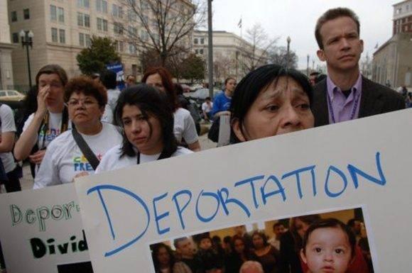 Barack Obama ha sido el presidente de Estados Unidos que ha deportado mayor número de inmigrantes. Foto: EFE.