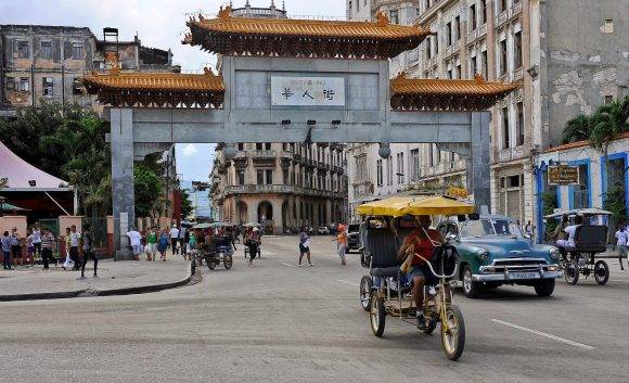 El Barrio Chino de La Habana se engalanará por estos días. Foto tomada de ablturismo.com.