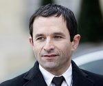 Benoit Hamon. Foto tomada de Alchetron.