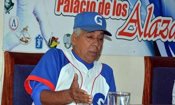 Carlos Martí, director del equipo Granma. Foto:  Armando Ernesto Contreras/ ACN.