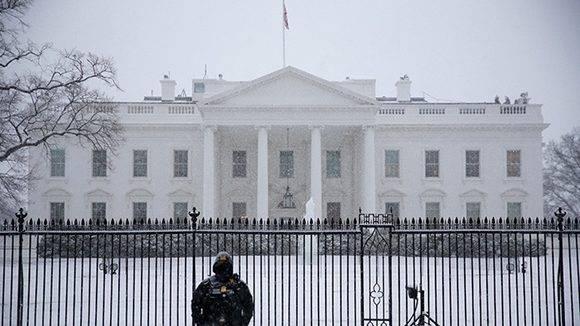La Casa Blanca. Foto: Jonathan Ernst/ Reuters.