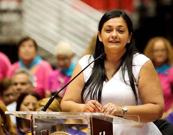 Hija de Oscar López Rivera agradece apoyo de Cuba en liberación de su padre