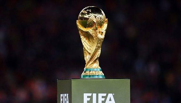 Copa del Mundo. Foto tomada de FIFA.com.