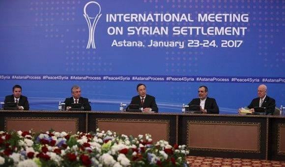 Rusia, Irçan y Turquía crearán un mecanismo para vigilar y garantizar la completa aplicación del alto el fuego en Siria y para evitar toda provocación.  Foto: Reuters.