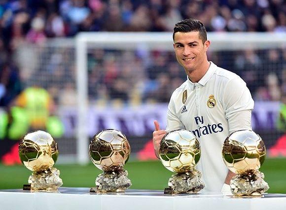 Revelan primeros nominados al Balón de Oro 2017